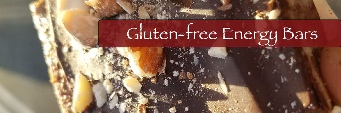 Gluten-free Energy Bars